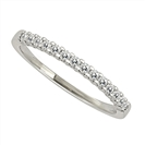 Image for 2mm Elegant Round Diamond Eternity Ring
