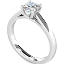 Image for Cushion Diamond Engagement Ring