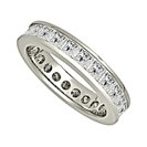 Image for 4.50CT Princess Diamond Full Eternity Ring