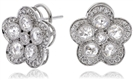 Image for Classic Round Diamond Designer Earrings